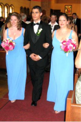 Michael smith wedding