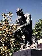 Le penseur (Rodin) The Thinker (Rodin)